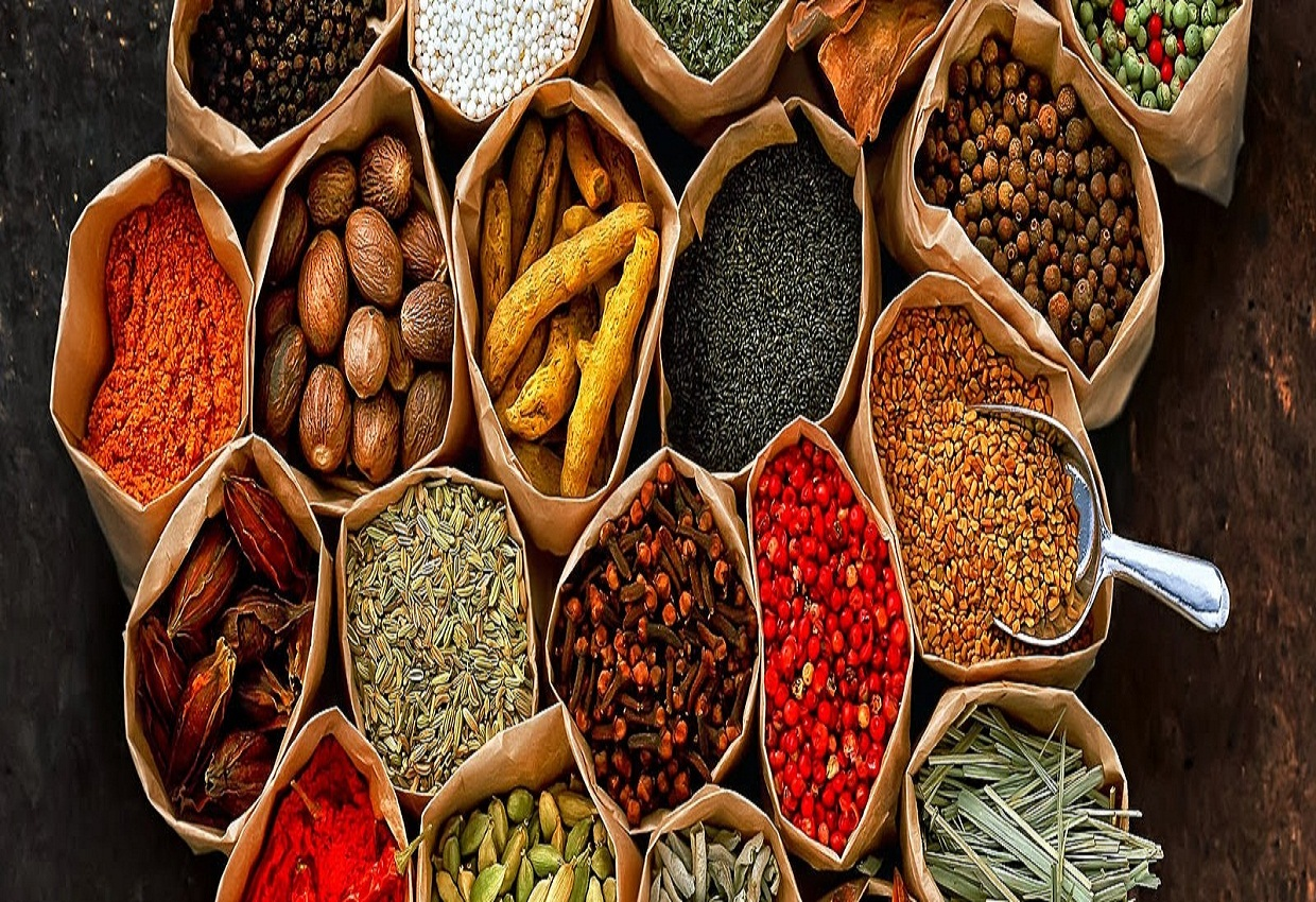 Bulk spices Indian Supplier