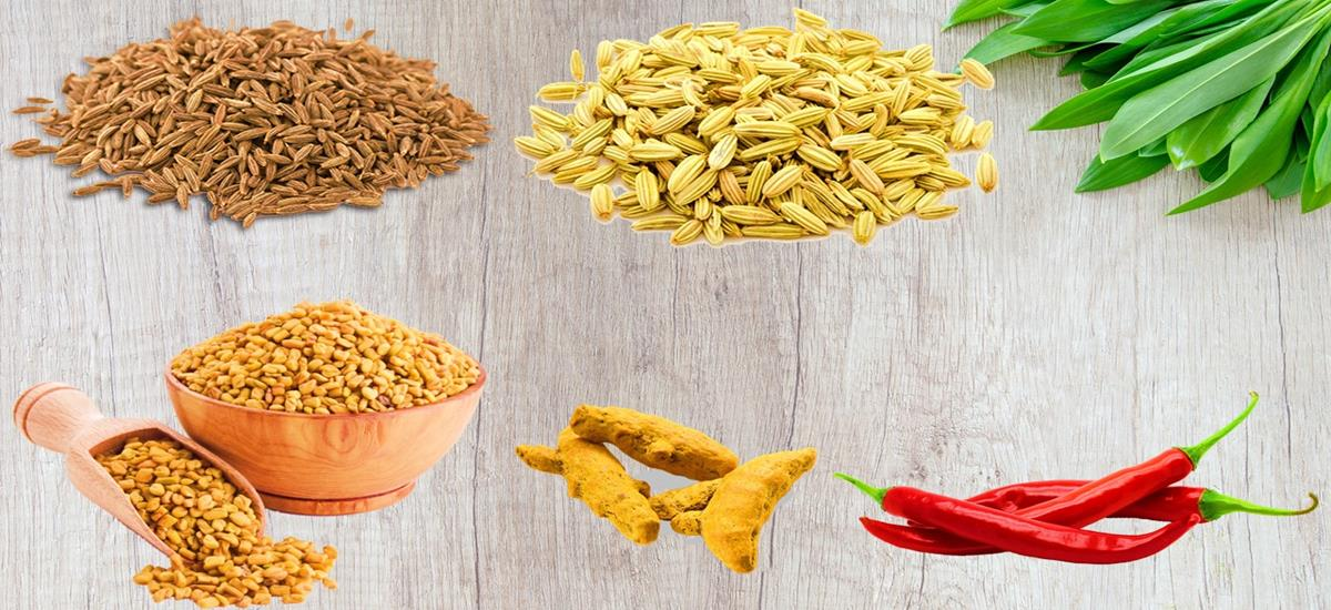 Whole Indian Spices for Export from Ajit International